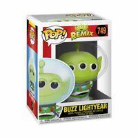 Pixar - Alien Remix Buzz Pop! Vinyl-FUN48361-FUNKO
