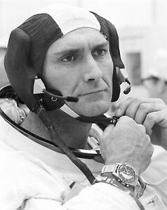Vintage 1960's JB CHAMPION Mesh Bracelet. OMEGA MOONWATCH/SPEEDMASTER NASA! Gold