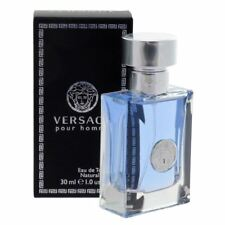 Versace Pour Homme Eau de Toilette Natural Spray Perfume Fragrance for Men 30ml
