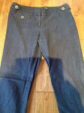 Karen Millen Denim Style 3/4 Trousers , Size 10, Great Conditi