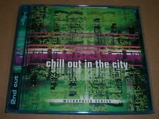 Chill Out In The City 2nd Out Metropolis Series~RARE 2002 Drum N Bass CD Comp