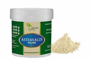 VITAIDEAL VEGAN® Astragalus Wurzel Pulver (Membranaceus) + Messlöffel