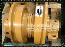 John Deere 350d Single Flange Roller At104780 Dozer Bottom Lower