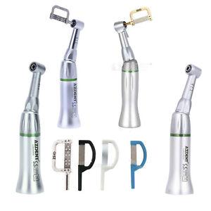 Dental 4:1 Contra Angle Reduction Handpiece/Interproximal Strips IPR Kit/STRIP
