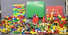 13,5 KG Duplo Lego Platten Steine Figuren Auto LKW etc.
