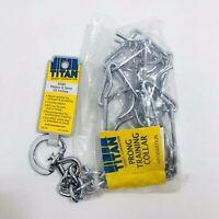 "Coastal Pet Chain Dog Training Titan Heavy 3.3 mm 20"" Training Choke Collar"