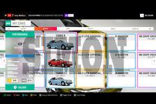 Forza Horizon 4 Modded Accounts Series 26 (All rares x3) **NEW** OFFLINE
