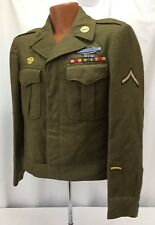 WWII US Army Enlisted Ike Jacket