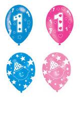 Globos de látex de fiesta color principal rosa cumpleaños infantil