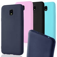 Slim Bumper for Samsung Galaxy J7 2018 Case Mobile Cover Shell Soft Lightweight