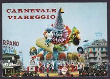 LUCCA VIAREGGIO 96 CARNEVALE Cartolina