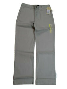 Cherokee Boys Casual Uniform Pants Size 14 Husky Actual 30 X 28 Khaki #Y7