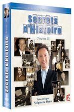SECRETS D'HISTOIRE Saison 3 [DVD] - NEUF