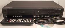 Magnavox ZV450MW8 DVD VCR Combo DVD Recorder VHS to DVD Dubbing w/Remote, AV