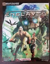 Enslaved: Odyssey to the West Brady Games Official Strategy Guide Xbox 360 PS3
