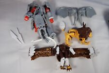 BEAST WARS TRANSFORMERS The Heroic Maximal Magnaboss Action Figures A315