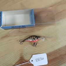 New listing Natural Ike vintage fishing lure (lot#8836)