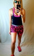 Nike Running Shorts Dri-fit Dry Tempo Gym Clothes NEW $40 799768-639 HYPER Pink