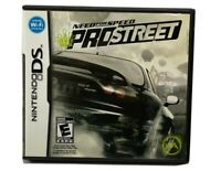 Need for Speed: ProStreet (Nintendo DS, 2007) Complete Tested Works