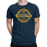 Mens 60th Birthday T-Shirt 60 YR OLD BIRTHDAY BOY Years of Awesomeness Gift Top