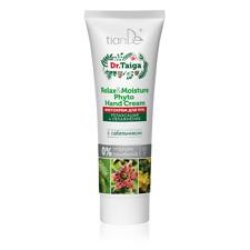 Tiande Relax & Moisture Phyto Hand Cream No Paraben Natural 80g