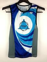SUGOi Men's Triathlon Jersey ½ Zip Ventilated Blue Size L