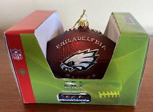 NFL Philadelphia Eagles Football Shape Ornament Christmas Sport Decor 🏉🏉🎄🎄