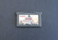 Yu-Gi-Oh! The Sacred Cards Genuine Nintendo GameBoy Advance Game   USA   (GBA)