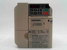 Yaskawa J1000 2 Hp Ac Variable Frequency Drive 380 480 Vac Cimr Ju4a0004baa