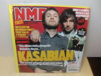 Kasabian – NME blank Greetings Card with fold-out Poster sealed 2008
