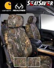 Covercraft Custom SeatSavers-Carhartt Camo by Realtree-Second Row-2 Camo Options