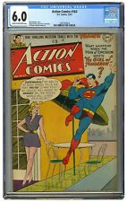 Action Comics 163 CGC 6.0 C/OW. Superman! Pretty Girl (close as DC gets to GGA!)