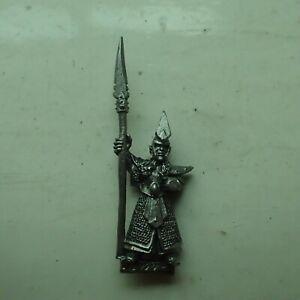 Citadel Warhammer classic 90s Dark Elf Spearman E oop