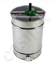 Beekeeping Stainless Steel Honey Extractor Manual 4 frame Bee Easibee