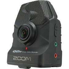 New Zoom Q2n Handy Video Camera Make Offer!! Free Shipping!! Auth. Dealer!!