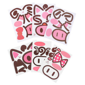 12 Sheets Belly Stickers Self Adhesive Photo Props Pregnant Stickers