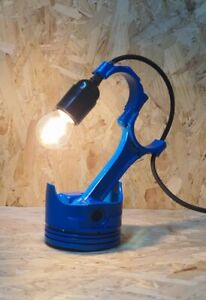 Piston Lamp Upcycled