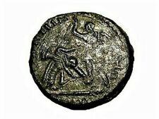 More details for barbarous bronze coin, constantius ii, 4th century ad