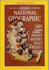 national geographic-NOV 1982-POTTERY.