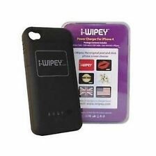 i-Wipey Power Charger Boost Case for iPhone 4 and 4s
