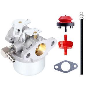 Carburetor carb for Craftsman 5/24 snowblower model number 536.885473