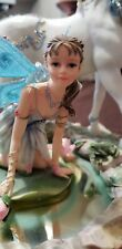 Playful Reflections Faerie Glen 2006 Munro Enterprises Fairy And Unicorn Fgu6801