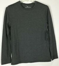 mens marc anthony shirt Small slim fit Long sleeve Crew Cotton Blend NWT