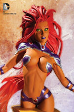 New 52 Starfire Bust DC Comics Super Heroes Statue DC Collectibles