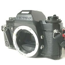 *EXC+++++* Pentax Super A SLR Film Camera Black Body only from JAPAN