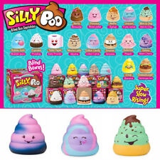 Silly Poo Squishy Scented Slow Rising Gift Doll Hand Pillow Exclusive Cute Toys