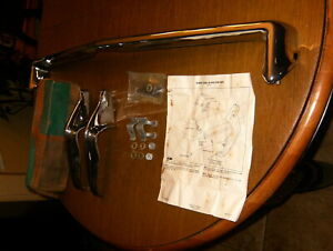 NOS 1962-65 Chevrolet Chevy II Original GM Accessory Bumper Guard & Grille Guard