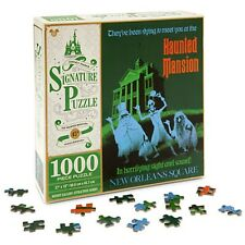 The Haunted Mansion Attraction Poster Jigsaw Puzzle 45th Anniversary 1000 pcs