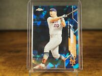 PETE ALONSO SP REFRACTOR 2020 TOPPS UPDATE CHROME SAPPHIRE #U-148 New York Mets