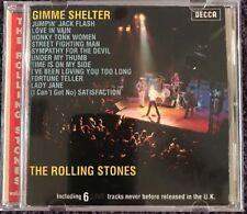 Rolling Stones GIMME SHELTER + 6 Bonus Tracks + Mini-Poster (CD Maximum) Russian